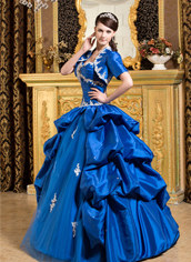 Royal Blue Quinceanera Dresses