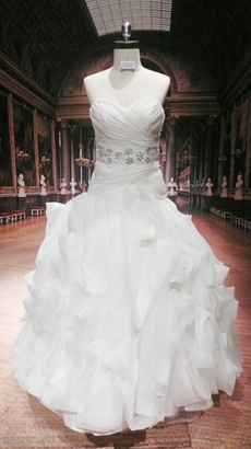 Sweetheart Ball Gown Wedding Dresses Canada