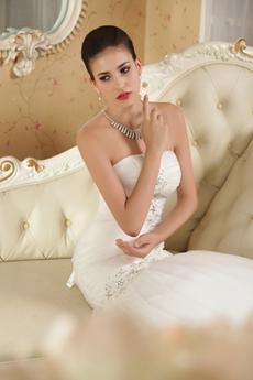 Charming Floor Length Mermaid Wedding Dress Plus Size