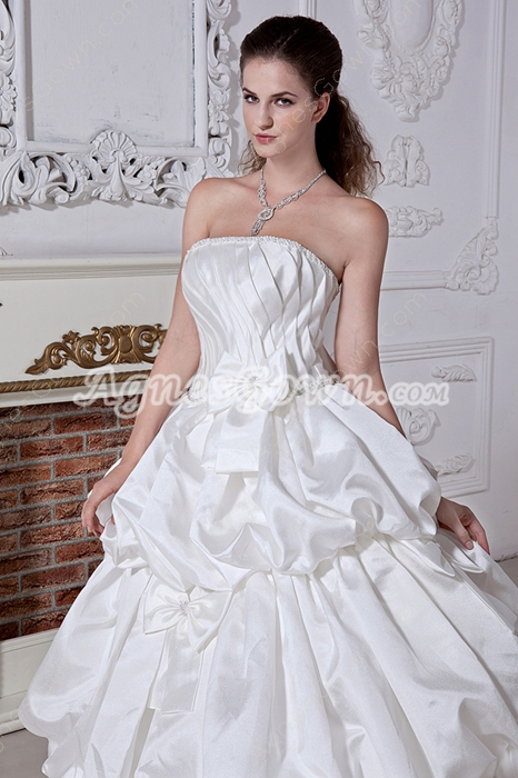 Dramatic Ball Gown Quinceanera Dress Tiered