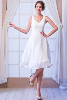 Simple Beach Wedding Dresses Destination Bridal Gownsagnesgowncom
