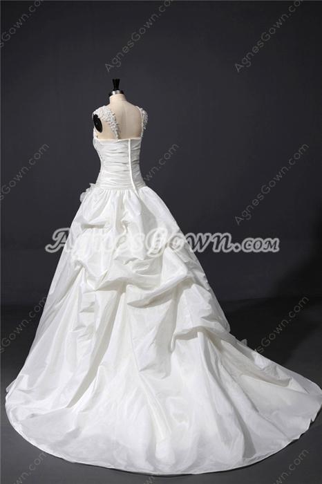 Best Puffy Wedding Dresses