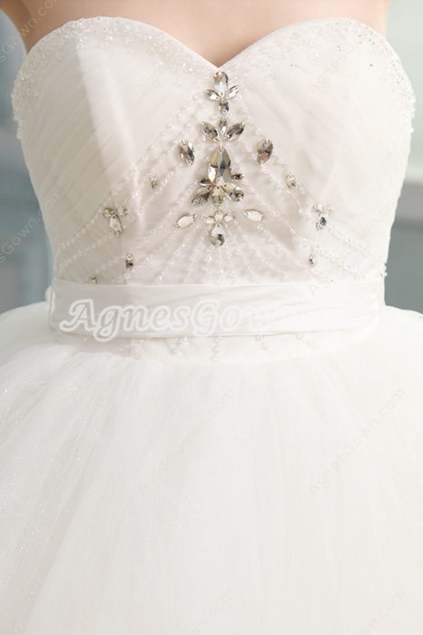 Impressive Sweetheart Neckline Ball Gown 3 Tiered Quinceanera Dress