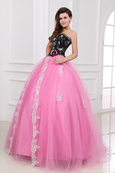 Sweetheart Colorful Quinceanera Dress