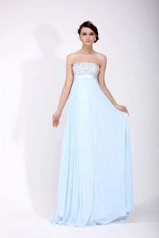 Terrific Tiffany Blue Maternity Prom Dress