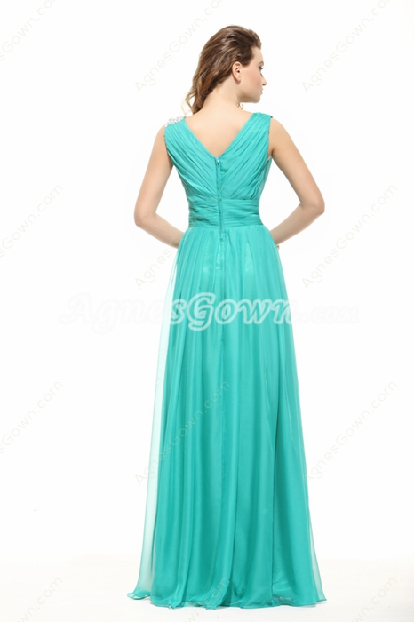 Awesome Jade Green Mother Of The Bride Dress