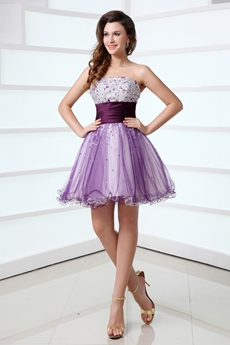 Tulle Damas Dresses & Quinceanera Court Dresses:agnesgown.com