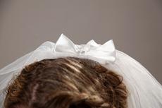 Romantic 4 Layered Church Wedding Veil