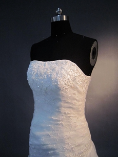 Affordable Country Lace Wedding Dresses