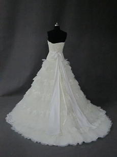 Exclusive Goddess WeddingDdresses