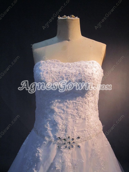 Stunning Lace Wedding Dresses with Sleeves Jacket