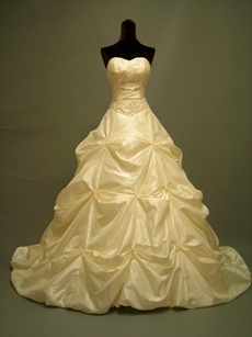 Cheap Ball Gown Couture Bridal Dresses