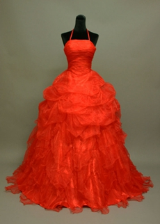 Cheap Red Princess Quinceanera Dresses