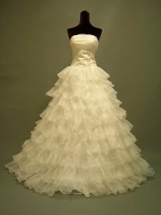 Beautiful Puffy Princess Quinceanera Dress