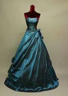 Charming Navy Blue Sweetheart Best Quinceanera Dress