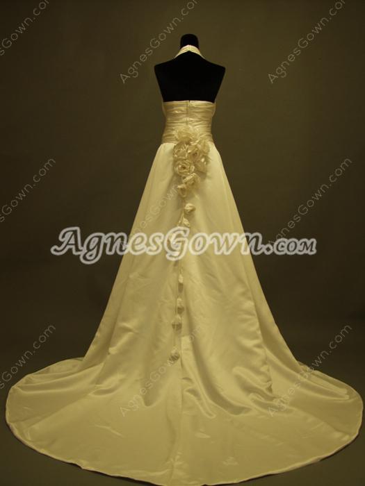 Cheap Casual Beach Wedding Dresses