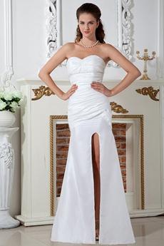 Sexy Wedding Dress Cut Out Back