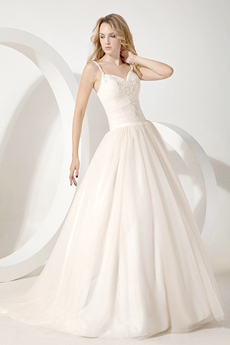 Stunning Ivory Princess Wedding Dress