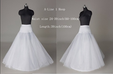 Princess White Petticoat