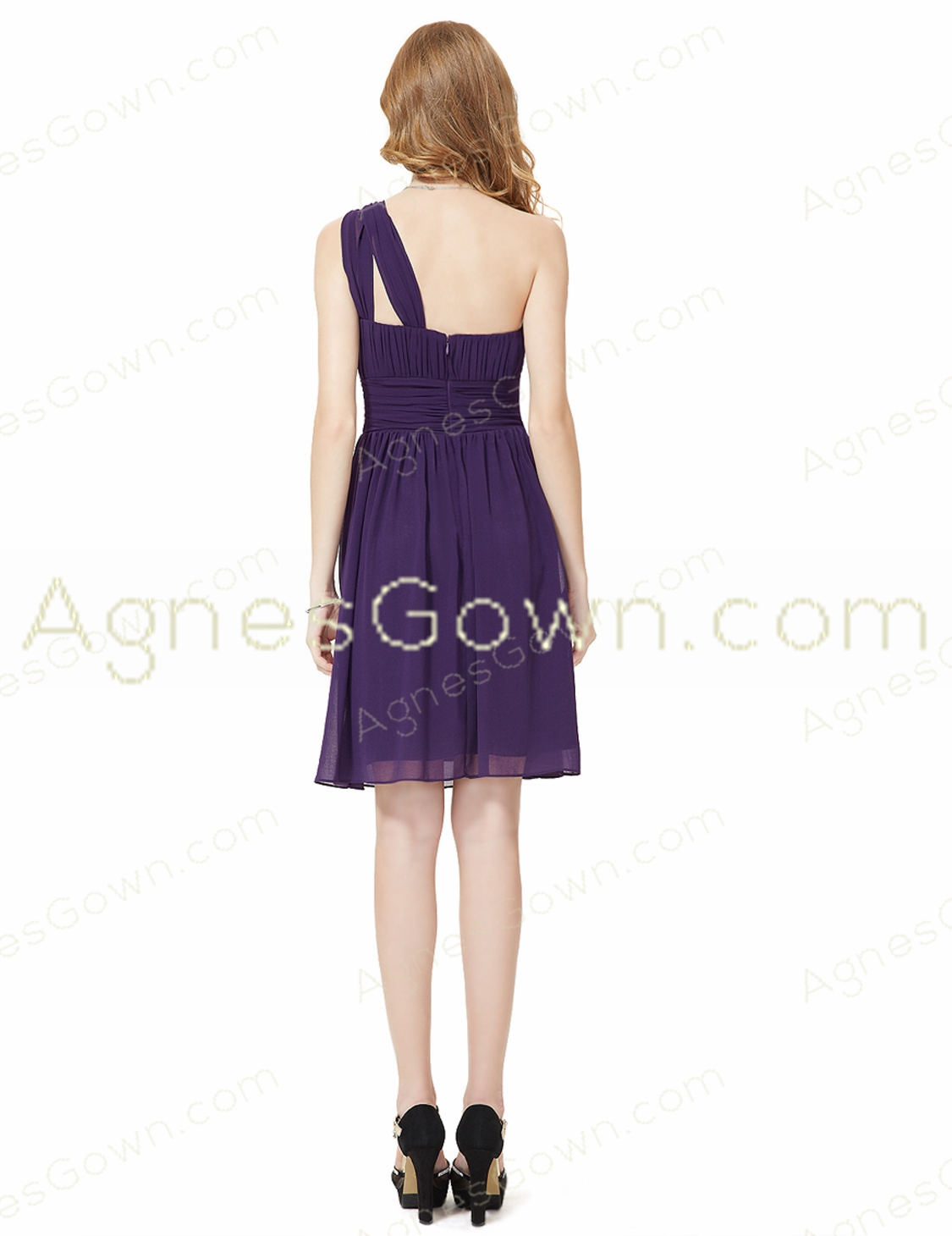 Cheap Bridesmaid Dress Short Length